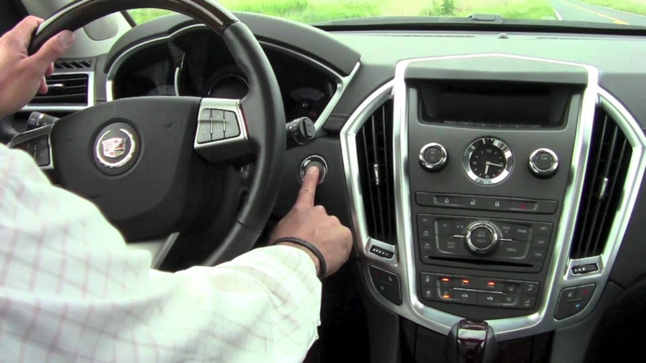 2012 Cadillac SRX | an average guy's review - YouTube