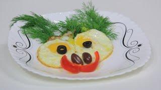 بيض مقلي عيون | نجلاء الشرشابي
