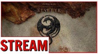 Elder Scrolls Online: Adventures Elsweyr   Necromancy Saturday   Chill Stream