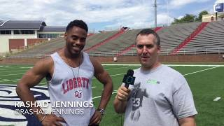 Stuff RASHAD JENNINGS Coaches Say PART 1    An SCSvids Special