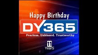 Happy Birthday DY365 ||  DY365 Has Completed 11 Glorious Years - Heartiest Thanks to all Viewers thumbnail
