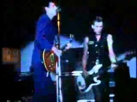 The Clash   Safe European Home Times Square June 1981