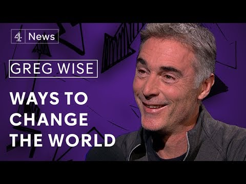 Greg Wise on loss, love and why we need to talk about death