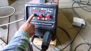 видео Как варить алюминий полуавтоматом?