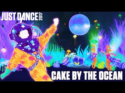 DNCE - Cake By The Ocean | Just Dance 2017 | Official Gameplay preview
