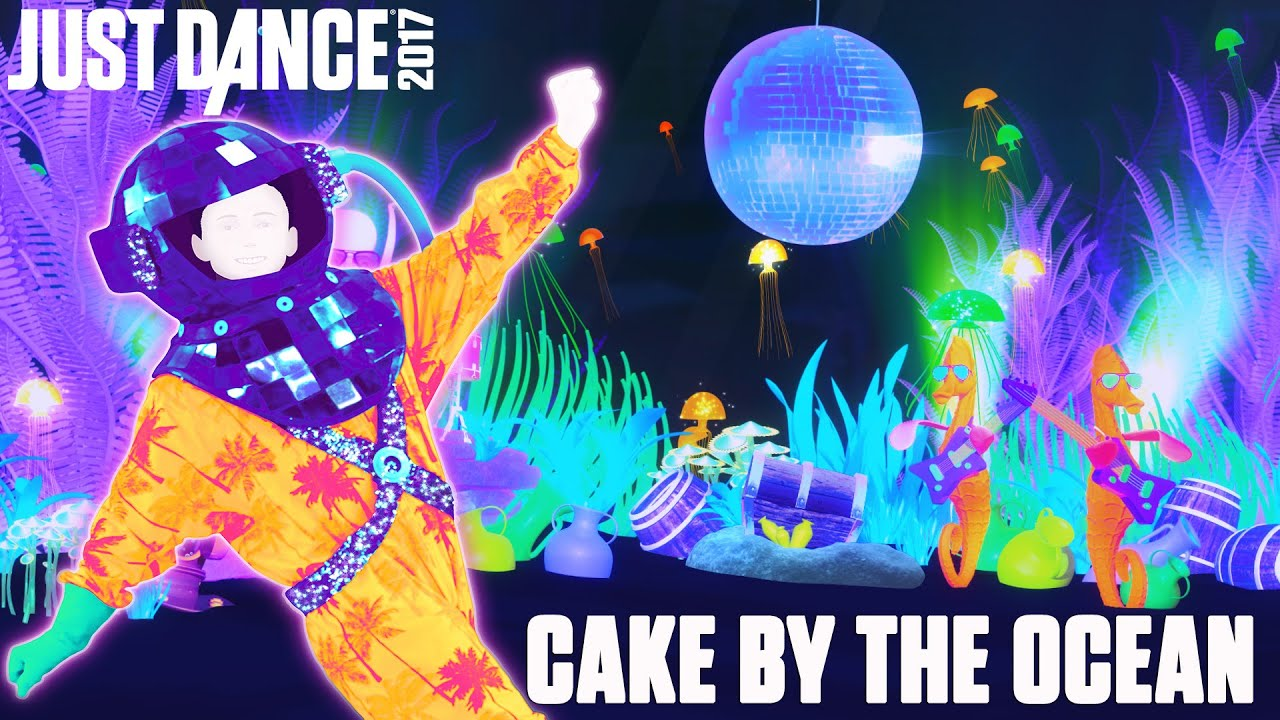 You Tube Just Dance Cake By The Ocean