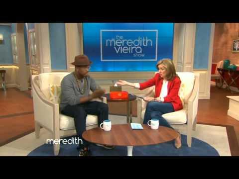 Ne-Yo on The Meredith Vieira Show (Apr 15th, 2015)