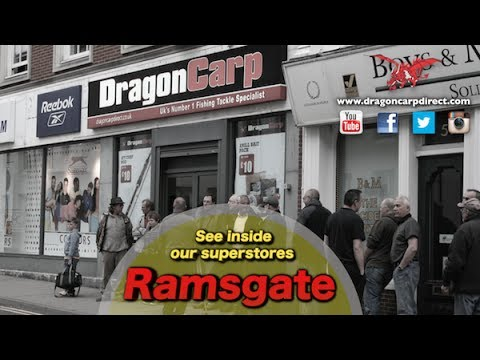 Dragon Carp Direct Has Moved To Ramsgate!