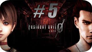 Resident Evil Zero HD Remaster - Gameplay Español - Capitulo 5 - 1080pHD