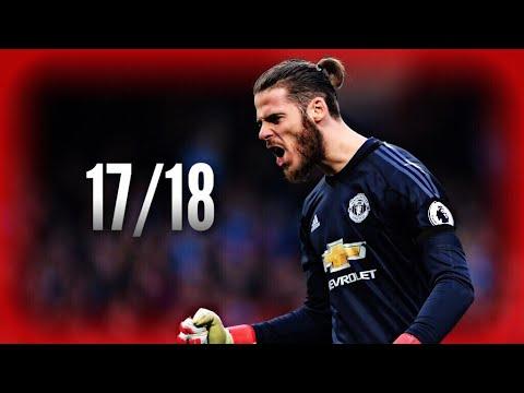 Download David De Gea ● Saves Compilation ● 2017/18 Manchester United HD