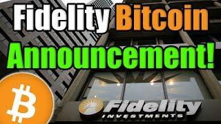 Fidelity's Bitcoin Custody LAUNCHING!! SWIFT Testing XRP!! Kucoin Delistings!! Elastos Update!!