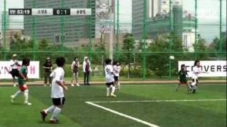 2011 카파컵 풋볼 페스티벌 01 골클럽 vs 조영증 축구교실