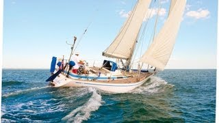 Yachting Monthly's Swan 411 video review