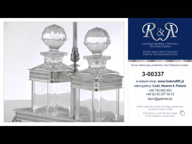 3-00337 - Galeria Srebra i Światła R&R