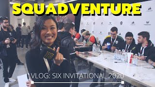 Rainbow Six Siege: Six Invitational 2020 Vlog: Behind the Scenes with Lisa Doan