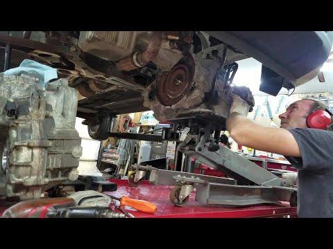 Kia Soul automatic transmission replacement