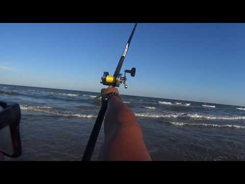 Most Important Surf Fishing Rigs And Tips | Prevent A Backlash | Surf Fishing Tips For Beginners