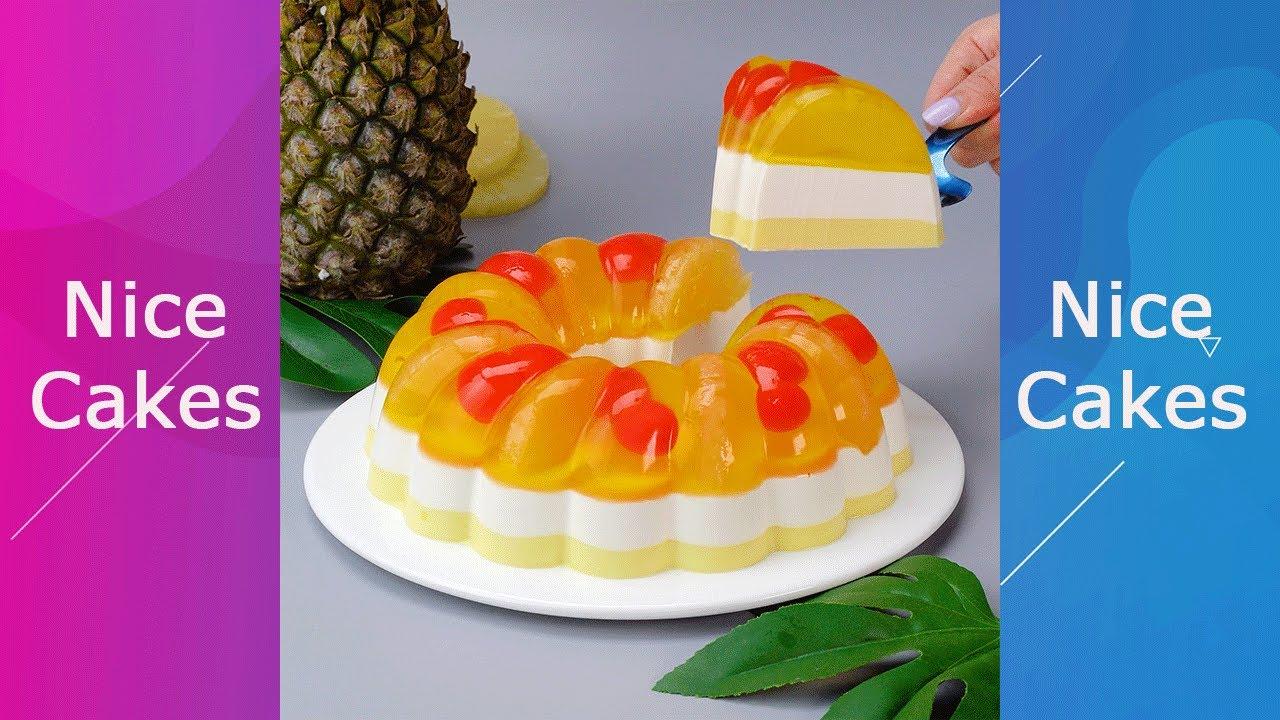 Best Pineapple Jelly #Yumupcakes