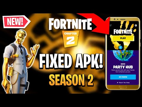 FORTNITE DEVICE NOT SUPPORTED FIX | FORTNITE SEASON 2 CHAPTER 2