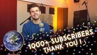 1000+ SUBSCRIBER SPECIAL - THANK YOU! Blue Suede Shoes (Elvis) / Trip To Sunset Strip