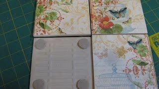 Altering Ceramic Tiles