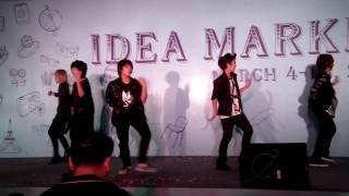 110313 baby blue cover shinee  Hello + Lucifer Idea Market @ Future Park