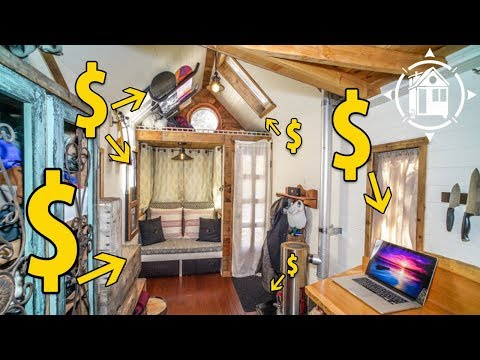 Tiny House Monthly Cost. Is Living Small Really Cheaper?