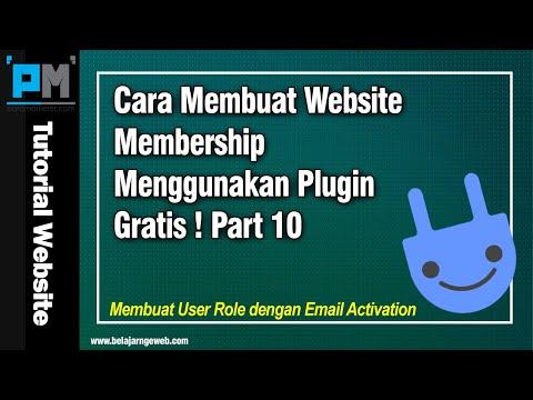 cara-membuat-user-role-dengan-email-activation-|-membership-part-10