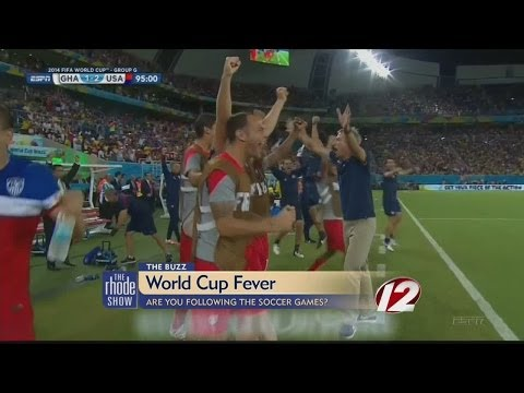 The Buzz: World Cup Fever
