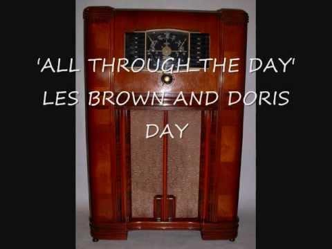 LES BROWN & DORIS DAY    ALL THROUGH THE DAY   1946.wmv