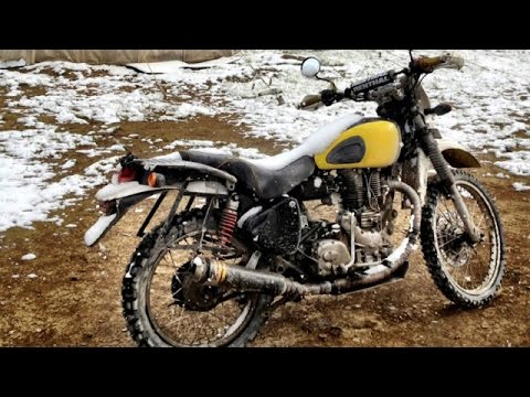 Royal Enfield Himalayan Pictures Leaked on the Web