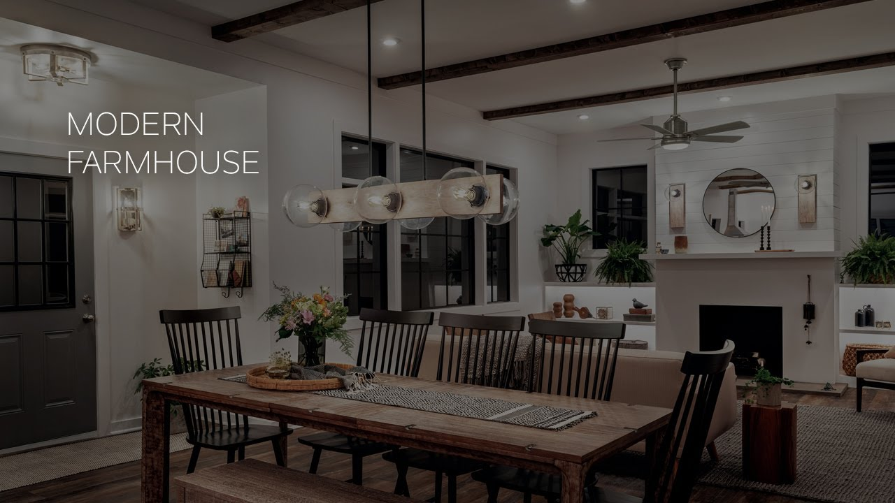 Lighting For The Modern Farmhouse Style Kichler Lighting