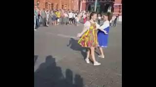 Андижон полкаси Россияда Кизил майдонда 😲