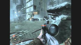 Enemy At The Gates Fountain scene (WAW style)