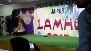 Best Dance of tagore nursing college party
