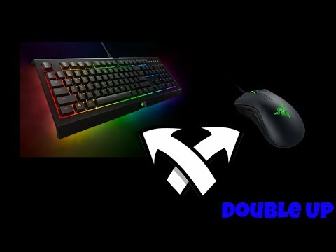 Razer Cynosa Chroma Keyboard And Death Adder Elite Mouse Unboxing And Review