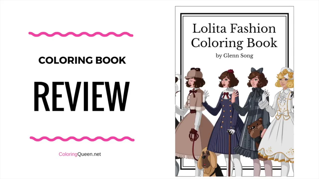 Wa Lolita coloring page   Free Printable Coloring Pages   720x1280