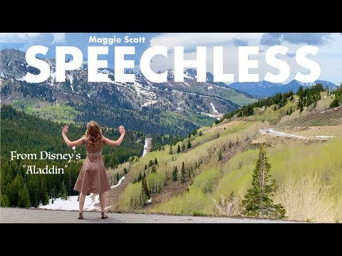 """Speechless"" {Disney's Aladdin} Cover By Maggie Scott Of The One Voice Children's Choir"