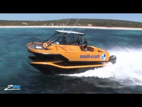 Nauti-Craft Marine Suspension Technology