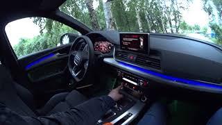 DNC: Тест-драйв Audi Q5 2017