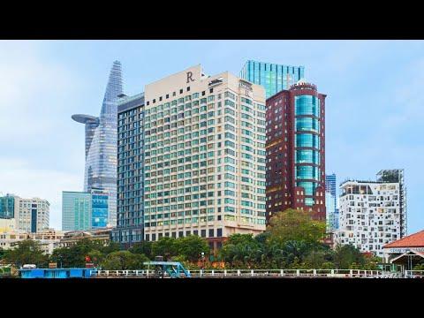 RENAISSANCE RIVERSIDE HOTEL SAIGON - Ho Chi Minh City, Vietnam