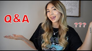 Q&A | GET TO KNOW ME!!