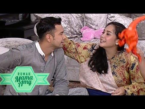 Siapa Mantan Terindah Raffi Ahmad, Pas Mau Jawab Eh Malah Dijewer Gigi  - Rumah Mama Amy (5/6)