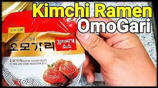 김치찌개 라면 / 오모가리 / [kfood instant noodle]