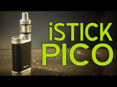 iStick Pico ~ Melo 3 Mini tank ~ Just great