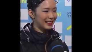 【フィギュアスケート グランプリシリーズ カナダ大会 結果】今井遥 201...