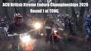 ACU British Extreme Enduro Championships 2020 Round 1 at Tong.