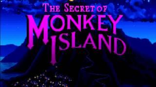 The Secret of Monkey Island Intro Amiga & PC