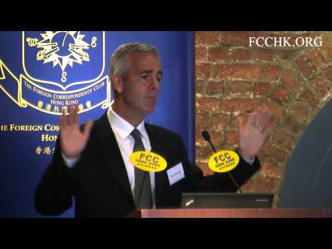 2015.5.14 - Bill Majcher (Topic: How Money is Laundered in Hong Kong)