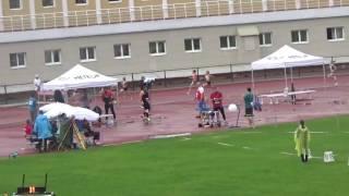 Мемориал братьев Знаменских, бег 400 метров женщины